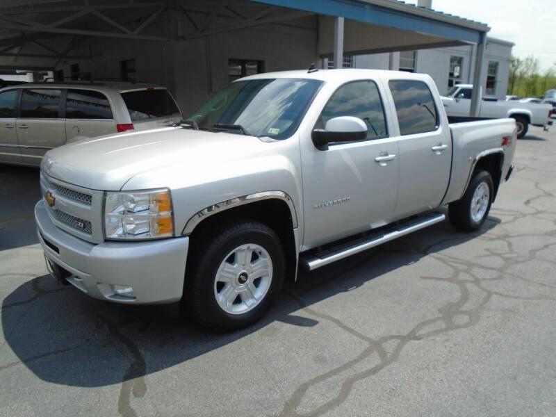 2010 Chevrolet Silverado 1500 for sale at PIEDMONT CUSTOM CONVERSIONS USED CARS in Danville VA