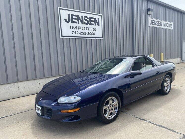 1998 Chevrolet Camaro for sale at Jensen's Dealerships in Sioux City IA