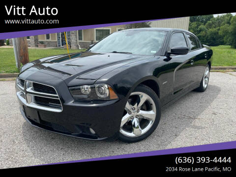 2011 Dodge Charger for sale at Vitt Auto in Pacific MO