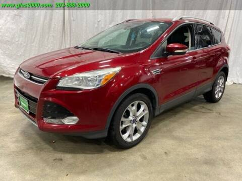 2014 Ford Escape for sale at Green Light Auto Sales LLC in Bethany CT