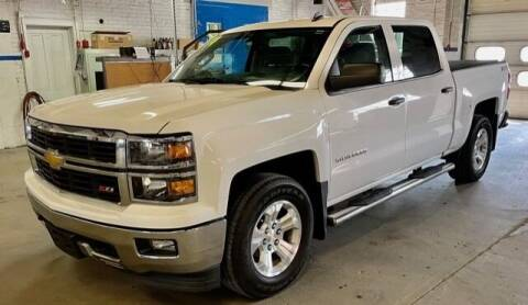 2014 Chevrolet Silverado 1500 for sale at Reinecke Motor Co in Schuyler NE