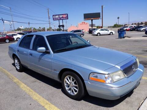 2004 Mercury Grand Marquis for sale at Car Spot in Las Vegas NV