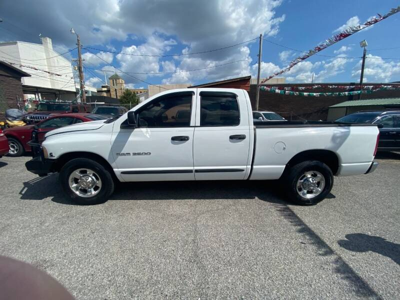 2003 Dodge Ram Pickup 2500 for sale at E-Z Pay Used Cars in McAlester OK