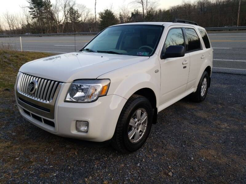 2009 Mercury Mariner for sale at Mackeys Autobarn in Bedford PA