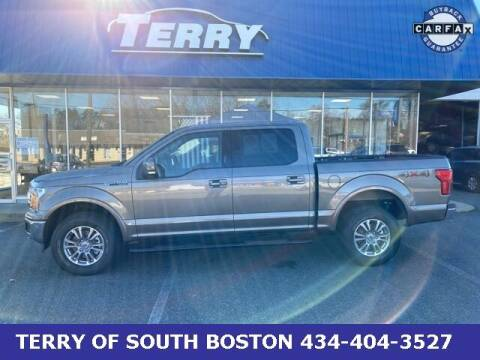 2020 Ford F-150 for sale at Terry of South Boston in South Boston VA