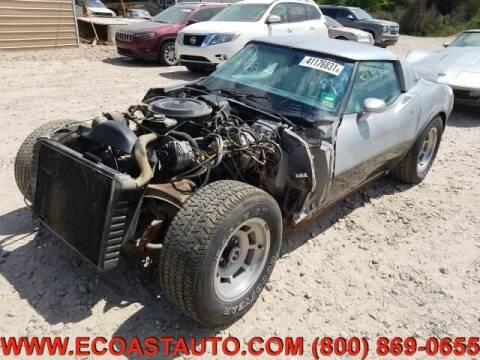 1978 Chevrolet Corvette for sale at East Coast Auto Source Inc. in Bedford VA