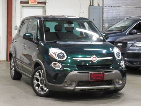 2014 FIAT 500L for sale at CarPlex in Manassas VA