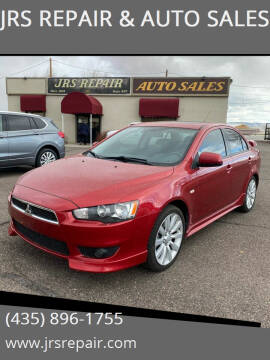 2009 Mitsubishi Lancer for sale at JRS REPAIR & AUTO SALES in Richfield UT