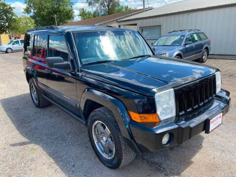 2006 Jeep Commander for sale at Truck City Inc in Des Moines IA