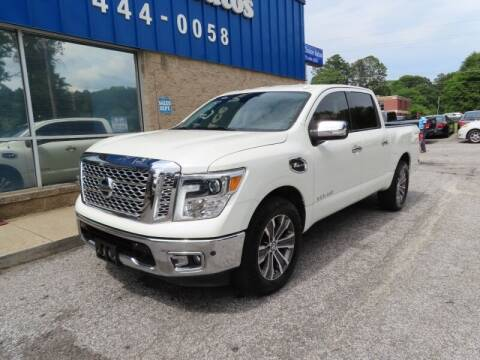 2017 Nissan Titan for sale at Southern Auto Solutions - 1st Choice Autos in Marietta GA