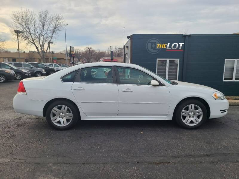 2014 Chevrolet Impala Limited for sale at THE LOT in Sioux Falls SD