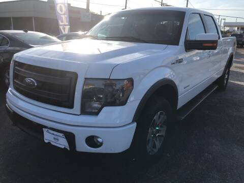 2014 Ford F-150 for sale at Volare Motors in Cranston RI