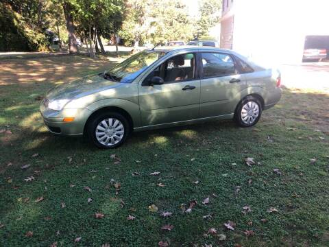 2007 Ford Focus for sale at Billycars in Wilmington MA