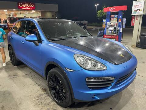2012 Porsche Cayenne for sale at Trocci's Auto Sales in West Pittsburg PA