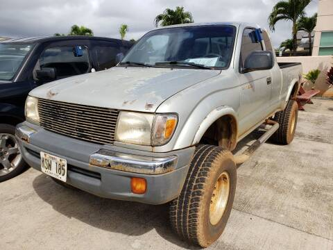 2000 Toyota Tacoma for sale at Ohana Motors - Lifted Vehicles in Lihue HI