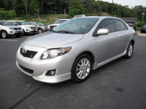 2010 Toyota Corolla for sale at 1-2-3 AUTO SALES, LLC in Branchville NJ