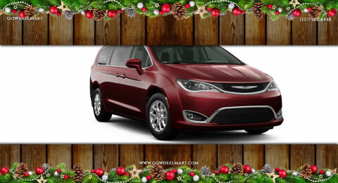 2018 Chrysler Pacifica for sale at GOWHEELMART in Available In LA