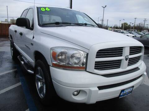 2006 Dodge Ram Pickup 1500 for sale at Choice Auto & Truck in Sacramento CA