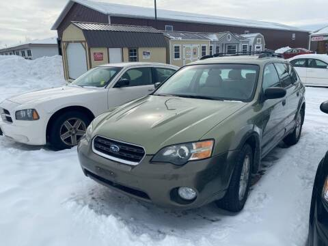 2005 Subaru Outback for sale at Cannon Falls Auto Sales in Cannon Falls MN