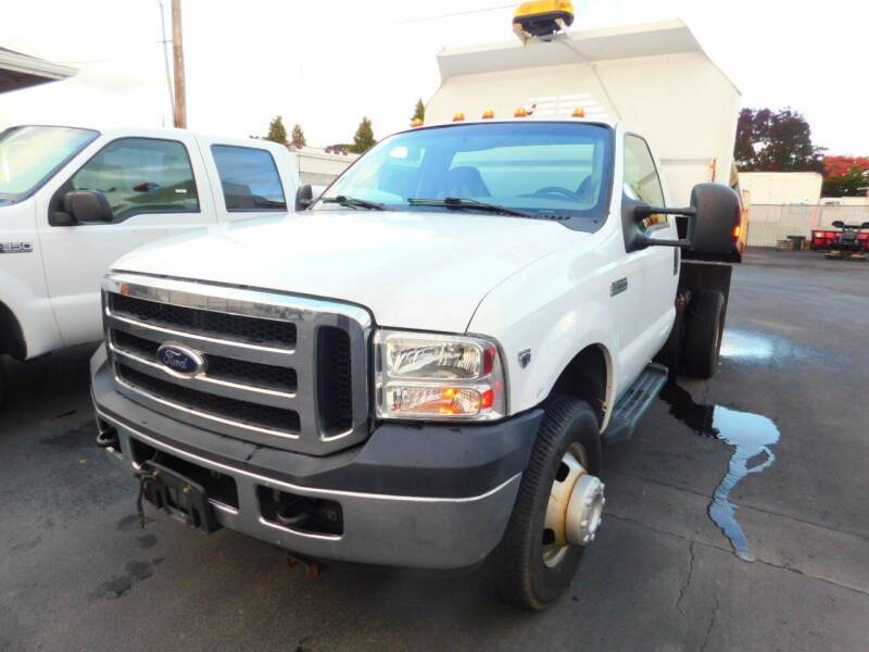 2007 Ford F-350 Super Duty for sale at Dorn Brothers Truck and Auto Sales in Salem OR