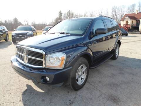 2006 Dodge Durango for sale at Route 111 Auto Sales in Hampstead NH