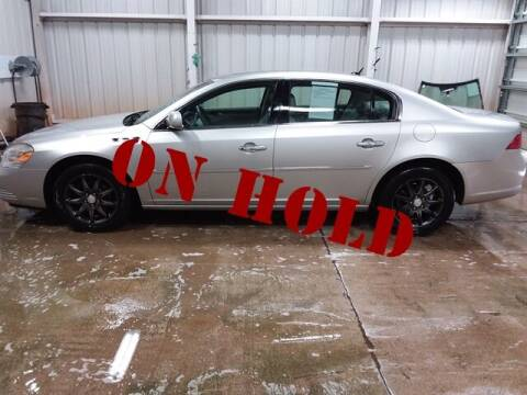 2006 Buick Lucerne for sale at East Coast Auto Source Inc. in Bedford VA