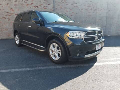 2013 Dodge Durango for sale at GTR Auto Solutions in Newark NJ