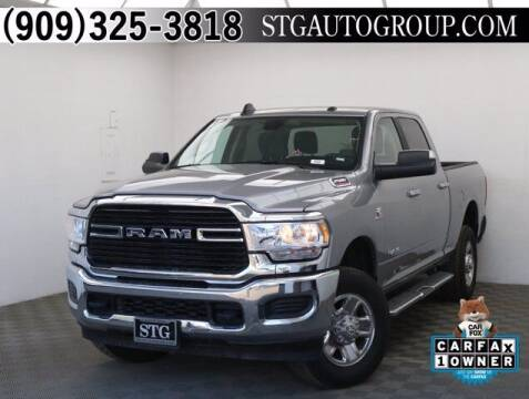 2019 RAM Ram Pickup 2500 for sale at STG Auto Group in Montclair CA