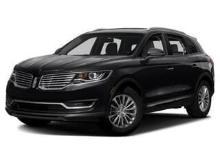 2017 Lincoln MKX for sale at Jensen's Dealerships in Sioux City IA
