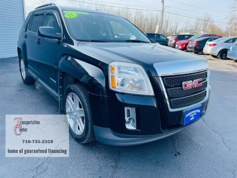 2011 GMC Terrain for sale at Transportation Center Of Western New York in Niagara Falls NY
