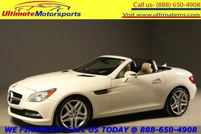 2013 Mercedes-Benz SLK for sale in Houston, TX