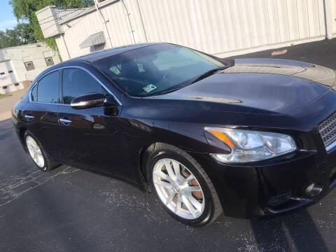 2010 Nissan Maxima for sale at Car Kings in Cincinnati OH