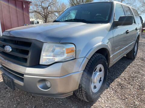 2008 Ford Expedition for sale at Autos Trucks & More in Chadron NE