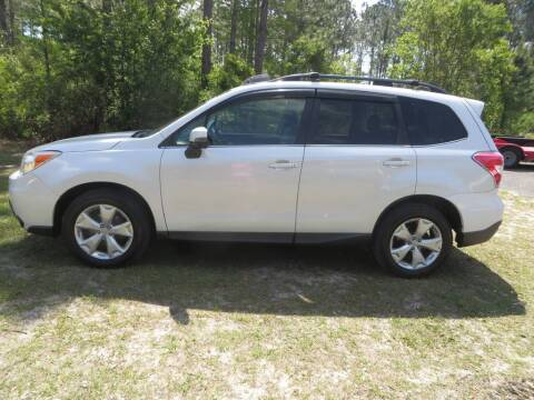 2014 Subaru Forester for sale at Ward's Motorsports in Pensacola FL