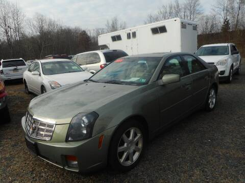 2005 Cadillac CTS for sale at Automotive Toy Store LLC in Mount Carmel PA