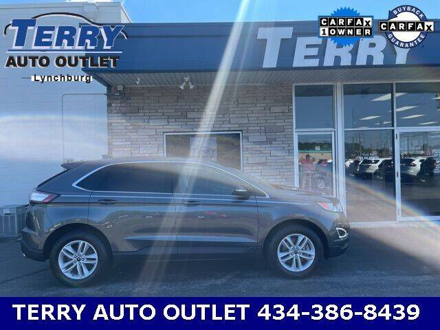 2018 Ford Edge for sale at Terry Auto Outlet in Lynchburg VA