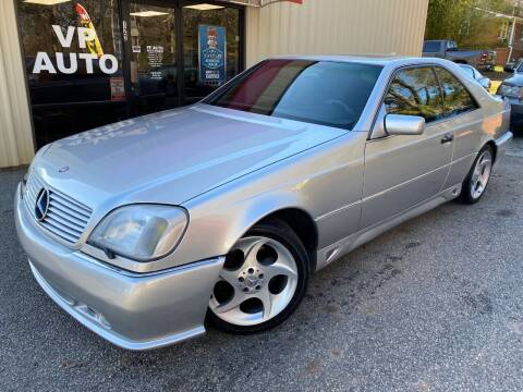 1995 Mercedes-Benz S-Class for sale at VP Auto in Greenville SC