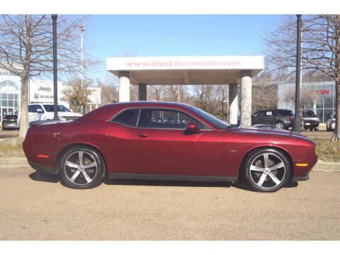 2018 Dodge Challenger for sale at BLACKBURN MOTOR CO in Vicksburg MS