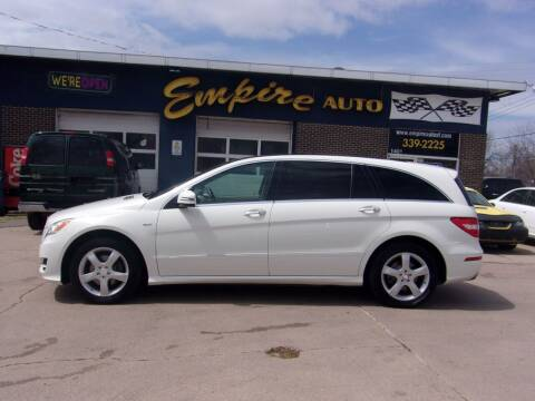 2012 Mercedes-Benz R-Class for sale at Empire Auto Sales in Sioux Falls SD