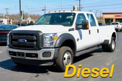 2015 Ford F-350 Super Duty for sale at Preferred Auto Fort Wayne in Fort Wayne IN