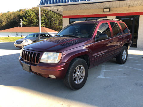 2000 Jeep Grand Cherokee for sale at CarUnder10k in Dayton TN