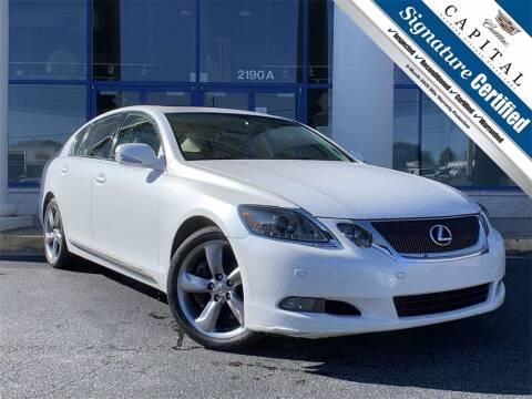 2008 Lexus GS 350 for sale at Capital Cadillac of Atlanta in Smyrna GA