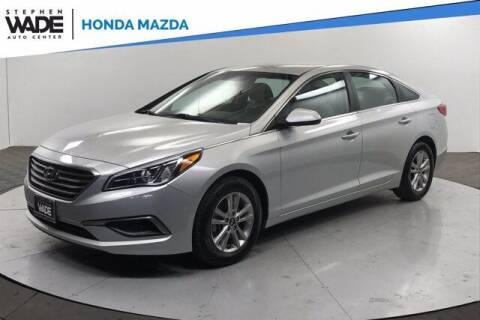 2017 Hyundai Sonata for sale at Stephen Wade Pre-Owned Supercenter in Saint George UT