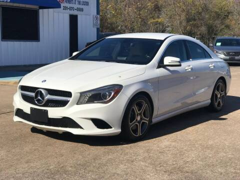 2014 Mercedes-Benz CLA for sale at Discount Auto Company in Houston TX