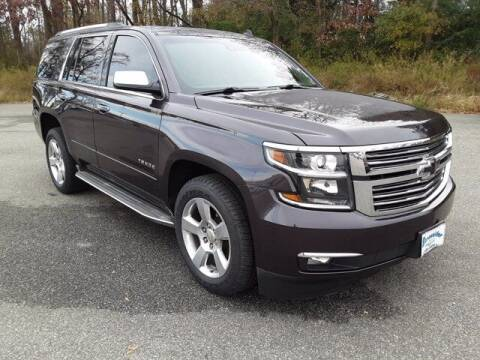 2015 Chevrolet Tahoe for sale at Strosnider Chevrolet in Hopewell VA