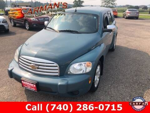 2007 Chevrolet HHR for sale at Carmans Used Cars & Trucks in Jackson OH