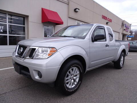 2014 Nissan Frontier for sale at KING RICHARDS AUTO CENTER in East Providence RI