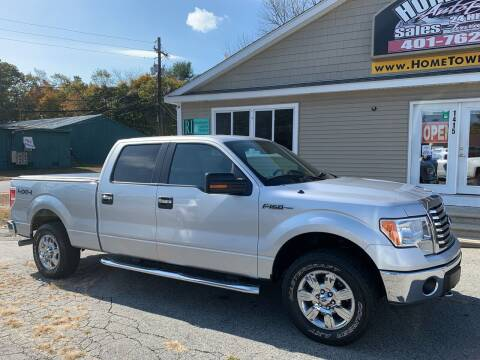 2012 Ford F-150 for sale at Home Towne Auto Sales in North Smithfield RI