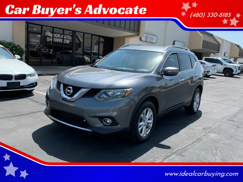 2015 Nissan Rogue for sale at Car Buyer's Advocate in Phoenix AZ