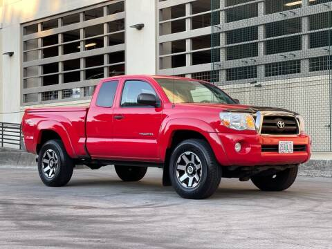 2006 Toyota Tacoma for sale at LANCASTER AUTO GROUP in Portland OR